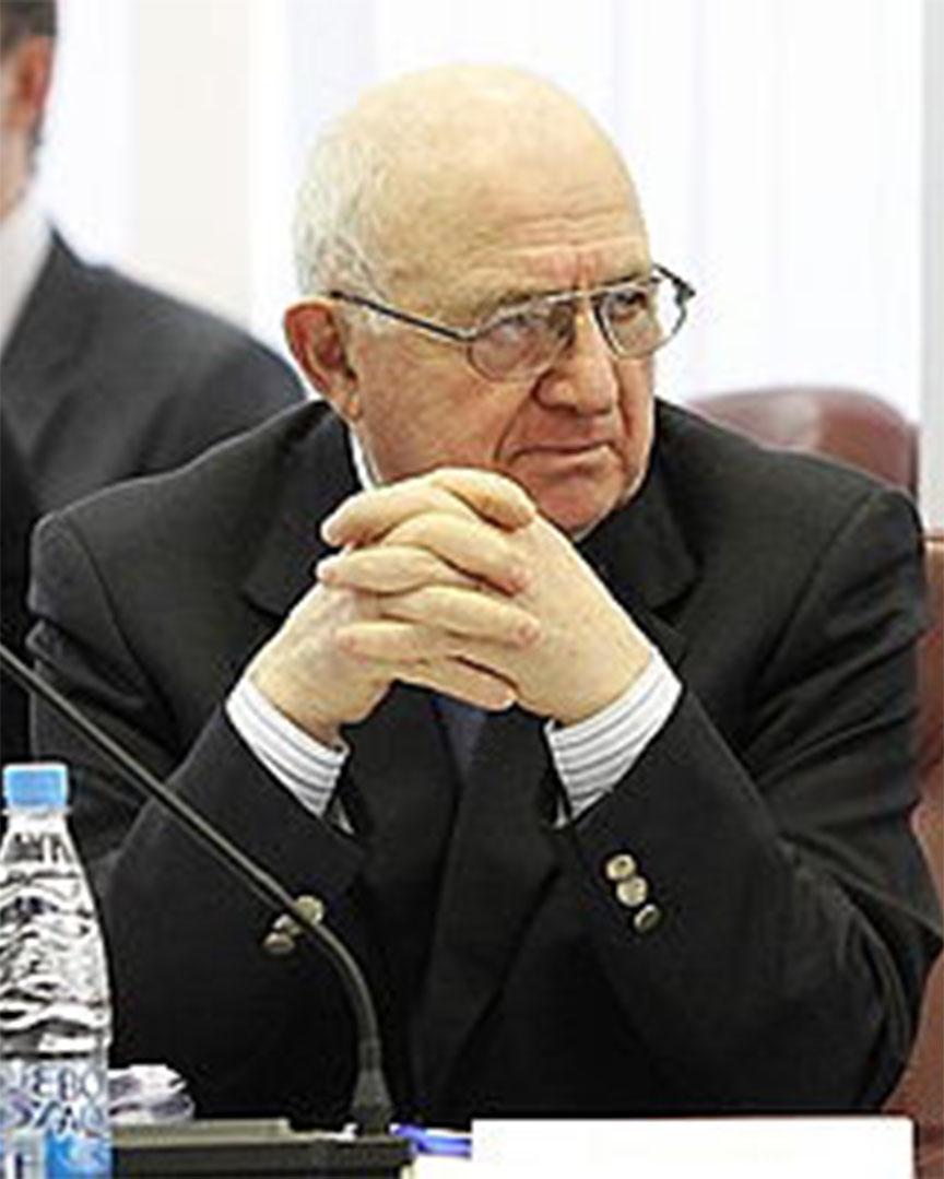 Член союза писателей сергей юрьевич григорьянц
